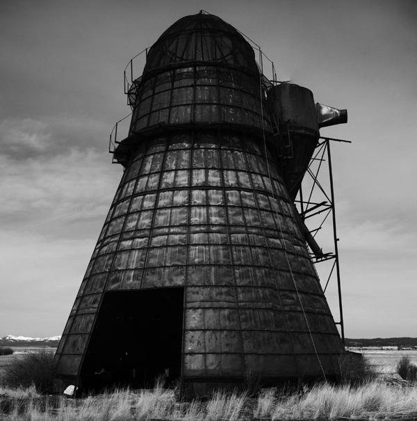 Oregon Wood Mill Incinerator