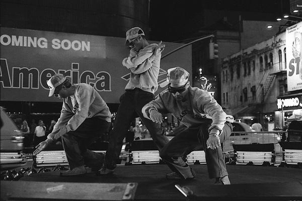 Photo Of The Beastie Boys