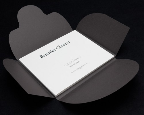botanica obscura print folio online store