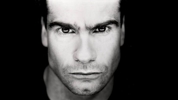Henry Rollins Portrait