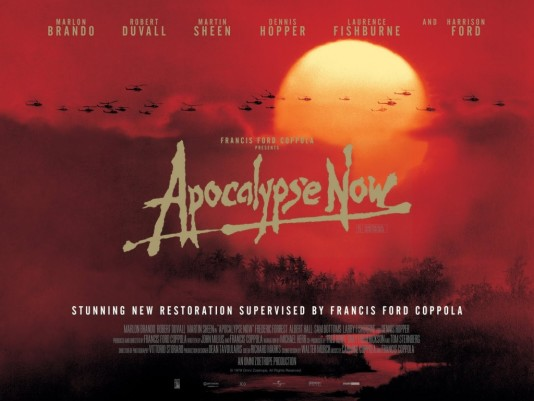 feeling apocalypse now