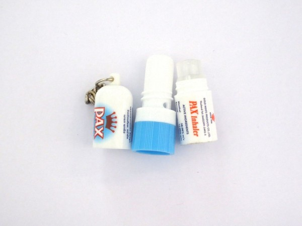 Photo Menthol Inhaler For Bus Travel In Laos: Six Essentials