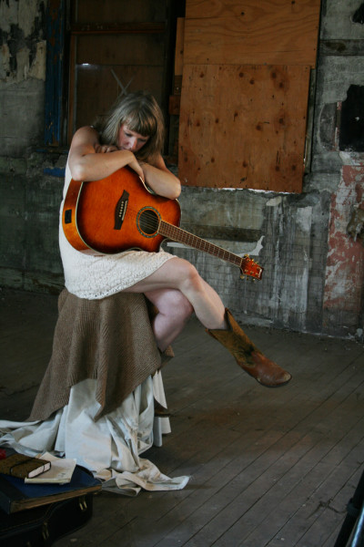 Photo of Say A Prayer Singer/Songwriter Sarah Goodin