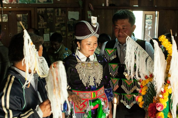 A Traditional Wedding - Hmong Weddings: Then and Now