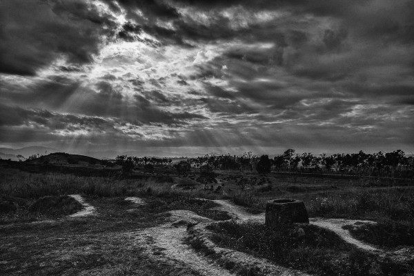 Photo Tribute To Fred Branfman Plain Of Jars Laos