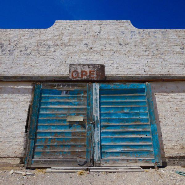 Photo New Mexico Blue