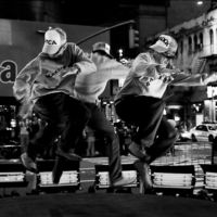 Beastie Boys, Times Square #1